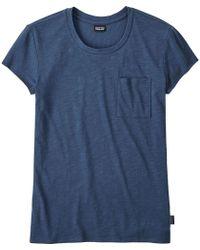 Patagonia Mainstay T-shirt - Blue