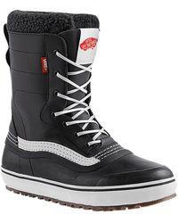 Vans Standard Snow Boot - Black
