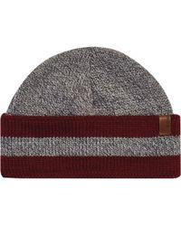 821f938488b6c Lyst - Brixton Redmond Knit Beanie - in Green for Men