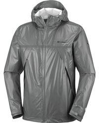 Columbia - Titanium Outdry Ex Eco Shell Jacket - Lyst