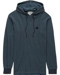 Billabong Keystone Pullover Hoodie - Blue