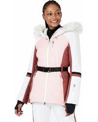 Sweaty Betty Method Softshell Snow Jacket - Pink