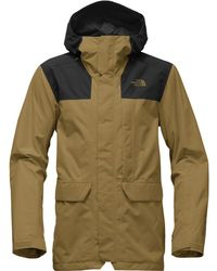 The North Face - Alligare Thermoball Triclimate Hooded Jacket - Lyst