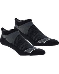 the latest f77c4 d2f19 adidas Originals - Superlite Prime Mesh Iii No Show Tab Sock - 2-pack -