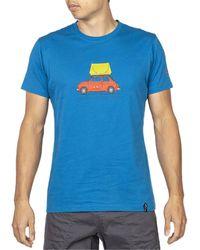 La Sportiva Cinquecento T-shirt - Blue