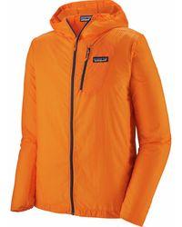 Patagonia Houdini Full-zip Jacket - Orange