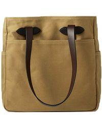 Filson Open Tote Bag - Multicolor