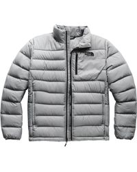 The North Face Aconcagua Down Jacket - Gray