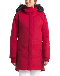 4614d1a1a The North Face Defdown Gtx Parka in Blue - Lyst