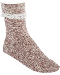 Birkenstock Slub Lace Sock - Multicolor