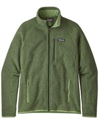 Patagonia - Better Sweater Fleece Jacket - Lyst