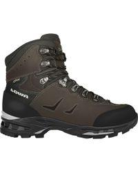 Lowa Camino Gtx Flex Backpacking Boot - Black
