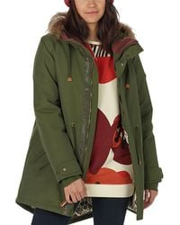 Parka In Starling Burton Down Snowboard Red Lyst Saxton XZiuPk