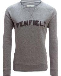 Penfield - Brookport Pullover Sweatshirt - Lyst
