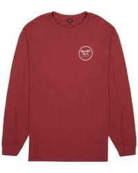 Brixton - Wheeler Ii Long-sleeve T-shirt - Lyst