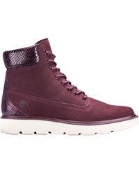 Timberland Kenniston 6in Lace-up Boot - Purple