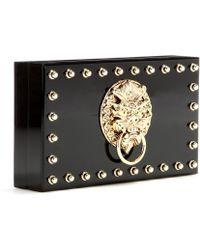 Charlotte Olympia Palace Pandora Box Clutch - Lyst