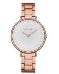 Skagen - Skw2331 Ladies Bracelet Watch - Lyst