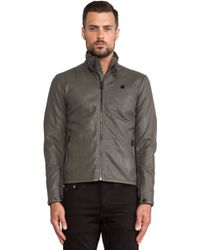 G-star Raw Forc Across Biker Jacket - Lyst