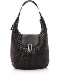 Mackage Dara Hobo Bag - Black