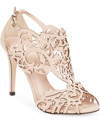 Klub Nico - Marcela Filigree Caged Heels - Lyst