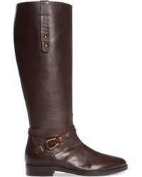 Charles By Charles David Rene Riding Boots - Lyst