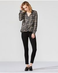 Bailey 44 - Wipe Out Plaid Top - Lyst