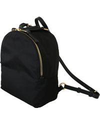 Dolce & Gabbana - Black School Travel Nylon Backpack - Lyst