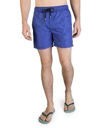 Karl Lagerfeld Swimwear - Kl21mbm03 - Blue