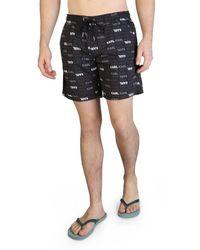 Karl Lagerfeld Swimwear - Kl21mbm06 - Black