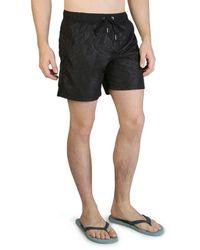 Karl Lagerfeld Swimwear - Kl21mbm11 - Black