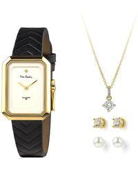 Pierre Cardin Gold Watches - Metallic