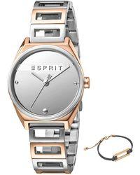 Esprit Silver Watch - Metallic