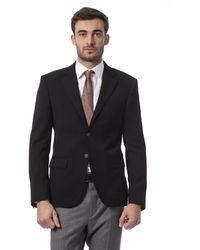 Billionaire Italian Couture Blazer - Black
