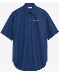 Balenciaga - Bin Shirt - Lyst
