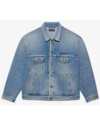 Balenciaga - Corporate Large Fit Jacket - Lyst