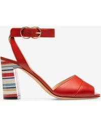 0e07139b87a Lyst - Women s Bally Sandal heels On Sale