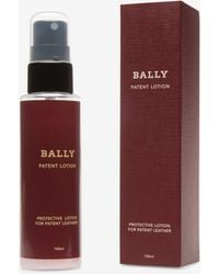 Bally Patent Leather Lotion - Red
