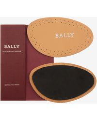 Bally Half Leather Insole - Natural