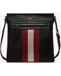 Bally - Currios Nylon Crossbody Bag - Lyst