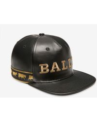 Bally - Animals Baseball Cap - Lyst