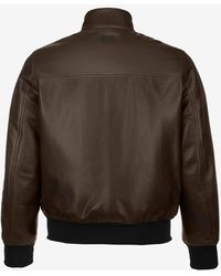 Bally Leather - Brown