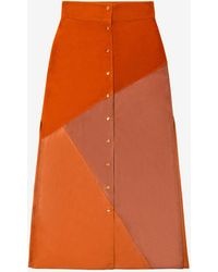 Bally Leather - Orange