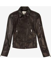 Bally Biker Jacket - Black