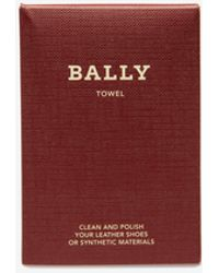 Bally Shoe Care Towel - White