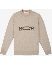 Bally 1851 Sweater - Gray