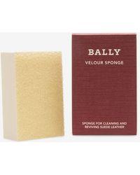 Bally Velour Sponge - Natural