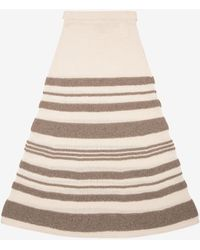 Bally Striped - Natural