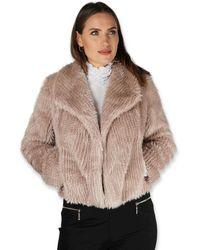 Baloot Clothing Blanca Coat - Brown