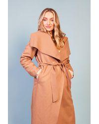 Baloot Clothing Alessa Coat - Orange